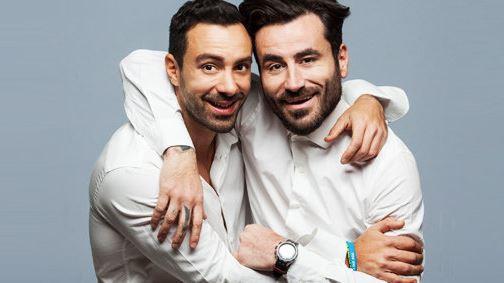 Δύο ξένοι στο ίδιο κανάλι Τανιμανίδης – Μαυρίδης