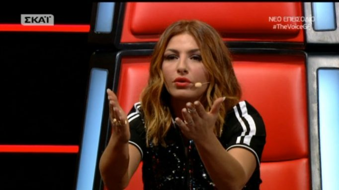The Voice: Έξαλλη η Έλενα Παπαρίζου! «Αυτό είναι προσβολή…»