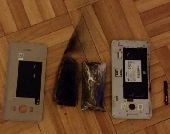 Και άλλο μοντέλο της Samsung εξερράγη – Η Samsung απειλείται με μήνυση