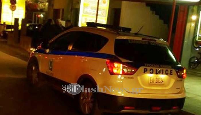 Τροχαίο με τραυματισμό στην οδό Κισάμου στα Χανιά (φωτο)