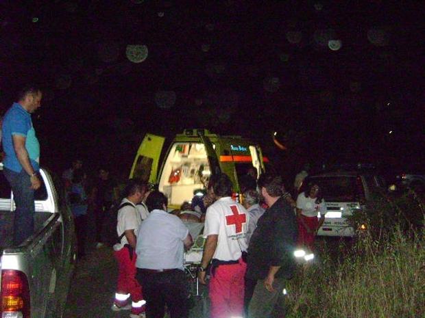 Κρήτη: Θανατήφορο στην εθνική, πολτοποιήθηκε αφού πέρασαν από πάνω του οχήματα
