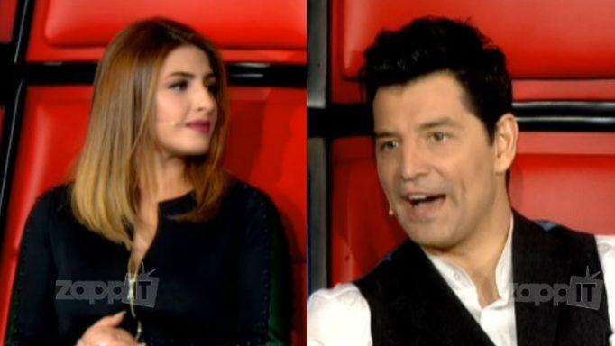 The Voice: «Πάγωσε» η Έλενα Παπαρίζου με την ατάκα του Σάκη Ρουβά! «Η Έλενα έχει πάει με…»