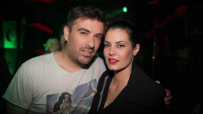 Γιάννης Αϊβάζης – Μαρία Κορινθίου: Ποζάρουν ολόγυμνοι στο εξώφυλλο του Down Town
