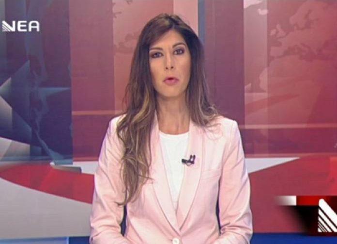 Χανιά: Κατάληψη στο δελτίο της Νέας Τηλεόρασης έκαναν οι αλληλέγγυοι στην Πόλα Ρούπα (video)