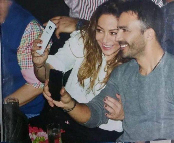 «Πάγωσε» το χαμόγελο της Μελίνας Ασλανίδου όταν ρωτήθηκε για τον Χανιώτη σύντροφό της (video)
