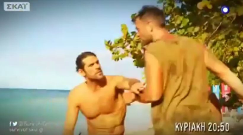 «Survivor»: Έξαλλος ο Χανταμπάκης με παίκτη από την ομάδα των «μαχητών»