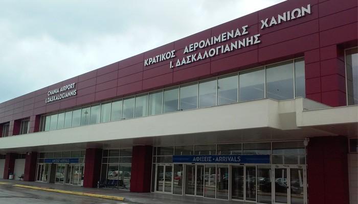 Αύξηση-φωτιά στα ενοίκια των καταστημάτων εντός του αεροδρομίου Χανίων