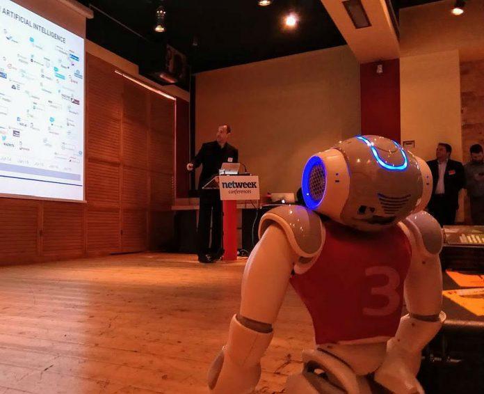 Χανιά: Απίθανο! Δείτε τον Ερμή, το εκπληκτικό ρομπότ του Πολυτεχνείου Κρήτης, να μιλά… ελληνικά (Video)