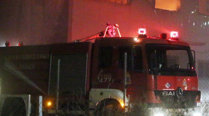 Τραγωδία στο Μοσχάτο: Μια νεκρή, δύο τραυματίες από πυρκαγιά σε διαμέρισμα