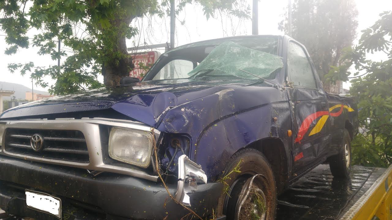 Χανιά: Σοβαρό Τροχαίο στην Εθνική κοντά στις Καλύβες