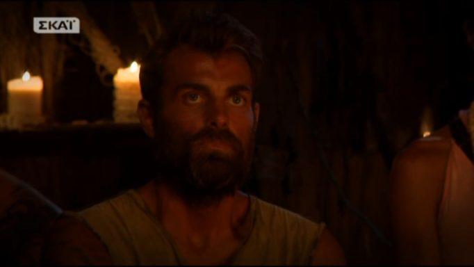 Survivor: Αποχώρησε ο Στέλιος Χανταμπάκης!