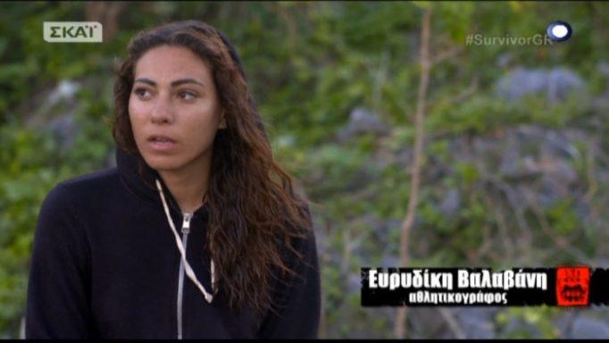 Survivor – Ευρυδίκη Βαλαβάνη: Η αποκάλυψη για το πρόβλημα υγείας που αντιμετωπίζει! «Την πιάναμε και πόναγε»