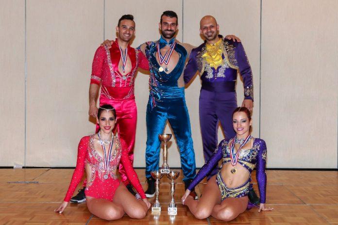 Χανιώτες χορευτές στο Παγκόσμιο Κύπελλο Λάτιν το Δεκέμβριο στο Ορλάντο!