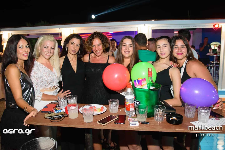 17.06.17 - Alcohol school - opening party @ Mari Beach