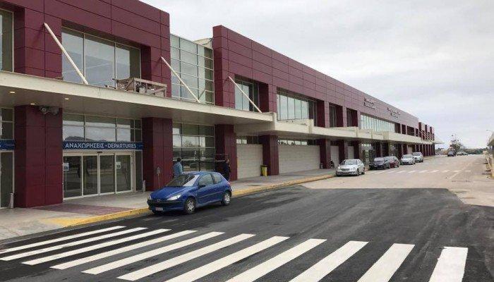 Χανιά: Τέλος το δωρεάν πάρκινγκ για όλους τους υπαλλήλους στο αεροδρόμιο