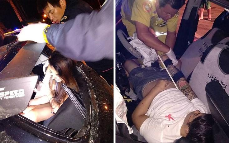 Έκανε σεξ στο πίσω κάθισμα αμαξιού που έτρεχε και βρήκε τραγικό θάνατο