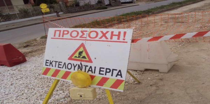 Χανιά: Διακοπή κυκλοφορίας στο Πασακάκι λόγω έργων της ΔΕΥΑΧ