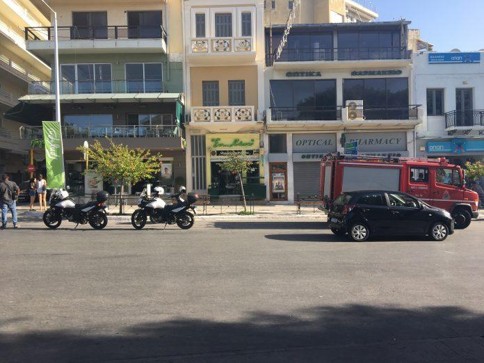 Χανιά  Έκρηξη σε κατάστημα στην αγορά! (Photos) - aera.gr online 42cc6705313