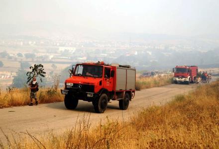 Χανιά: καταστράφηκαν δύο αυτοκίνητα από πυρκαγιά στο Φραγκοκάστελο