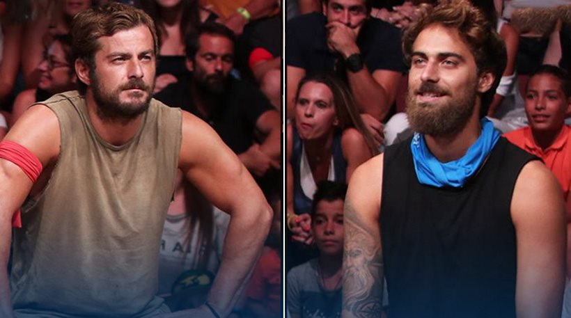 Survivor: «Κοσμοπλημμύρα» στο Άλσος Βεΐκου για τον τελικό Ντάνου - Μάριου