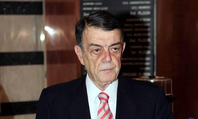 Πέθανε ο Μίνως Κυριακού, ιδιοκτήτης του τηλεοπτικού σταθμού ΑΝΤ-1