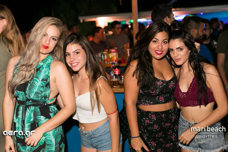 05.08.17 Kavros Beach Party 2017