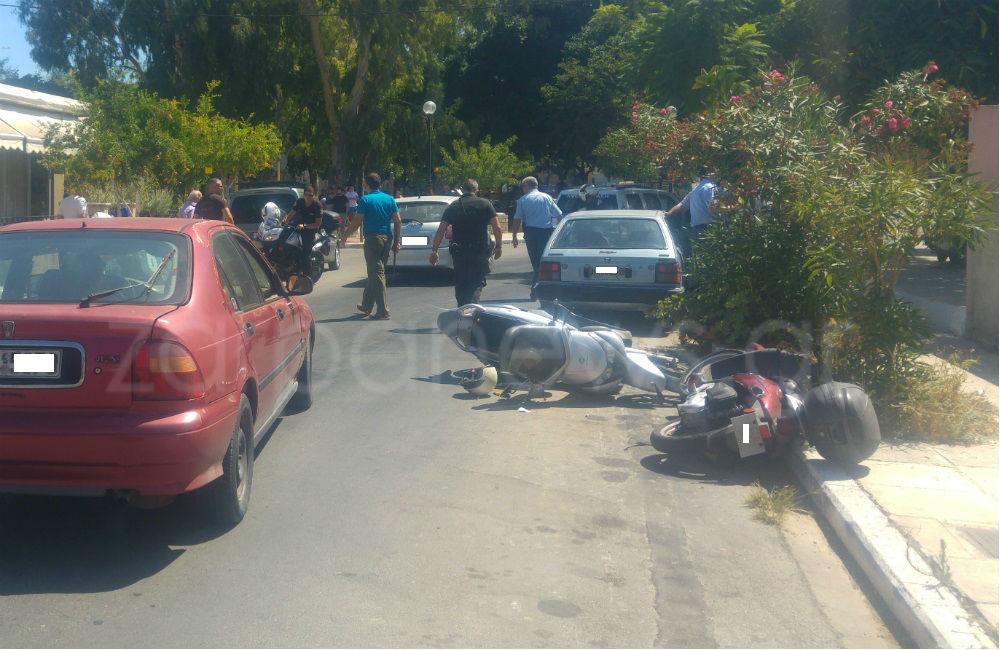Χανιά: Πανικός στον Άγιο Ιωάννη! 6-7 άτομα πλακώθηκαν μεταξύ τους (φωτο)