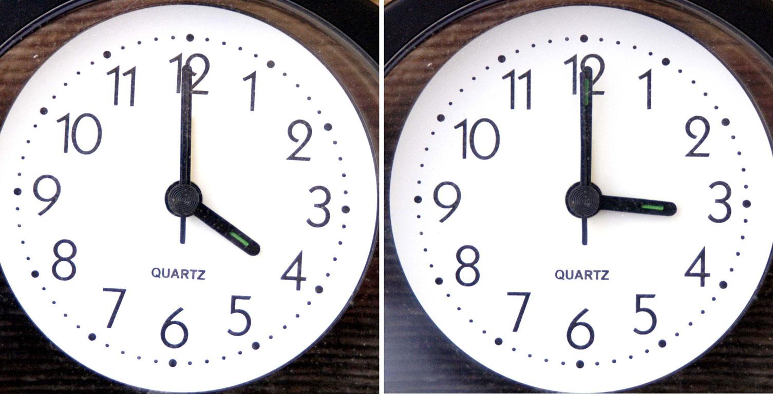10 πράγματα που μας συμβαίνουν κάθε φορά που τα ρολόγια πηγαίνουν μια ώρα πίσω