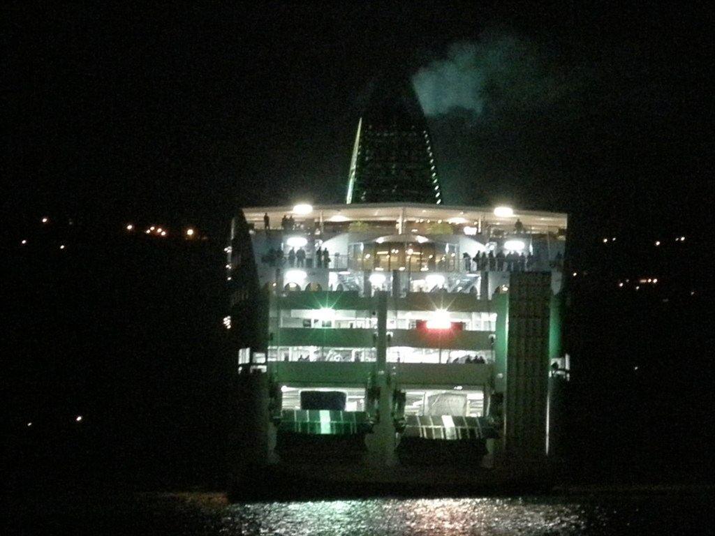 Επέστρεψε στο λιμάνι Ηρακλείου το πλοίο λόγω προβλήματος υγείας ενός μωρού
