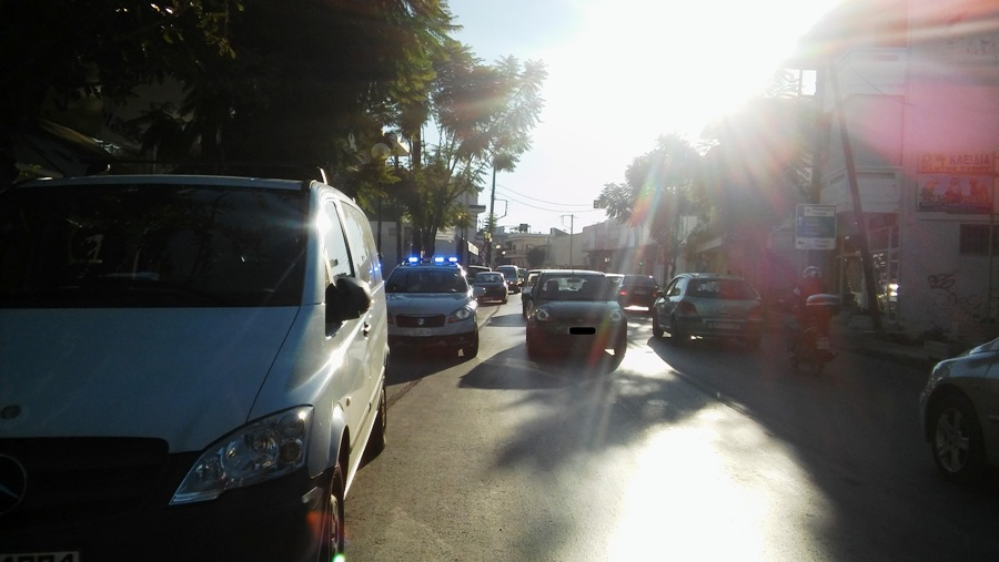 Κι άλλο τροχαίο στα Χανιά! Τραυματίστηκε νεαρός με μηχανάκι στη Γογονή (φωτο)