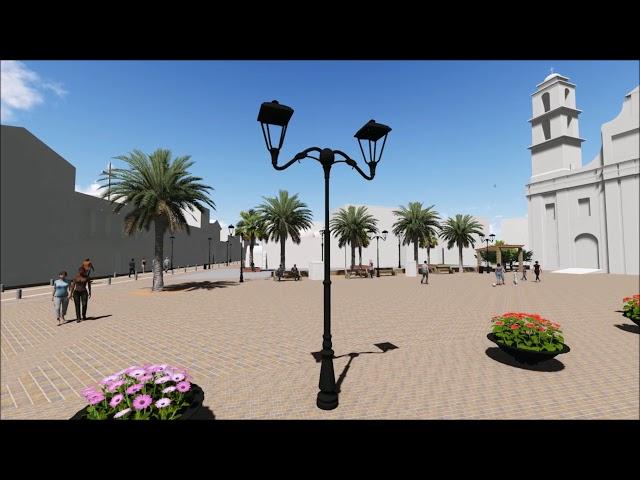 Χανιά: Δείτε πώς θα γίνουν οδός Χάληδων και πλατεία Μητροπόλεως (video)