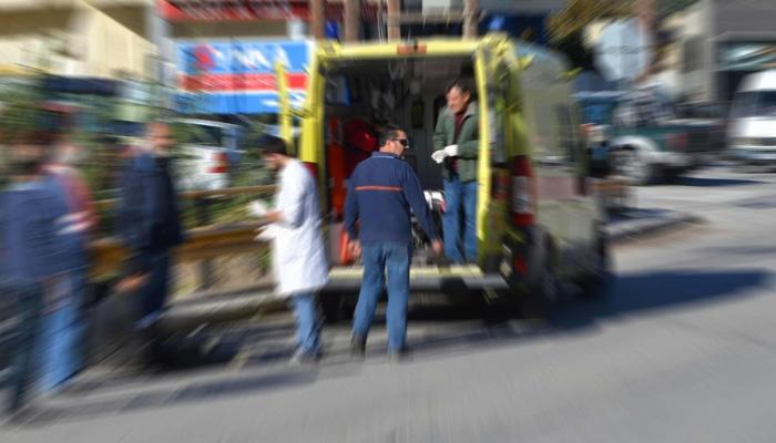 Τροχαίο με τραυματισμό οδηγού δικύκλου στην Κίσαμο (φωτο)
