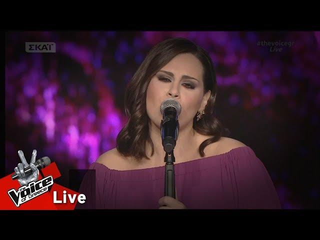 Τhe Voice: Συγκίνησε και συγκινήθηκε η Κρητικιά Τζωρτζίνα Αλεξάκη