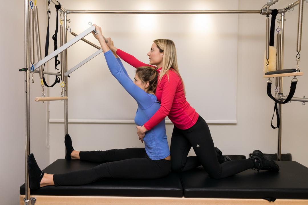 PHYSIOPILATES studio, Φυσικοθεραπεία & Pilates - Χανιά