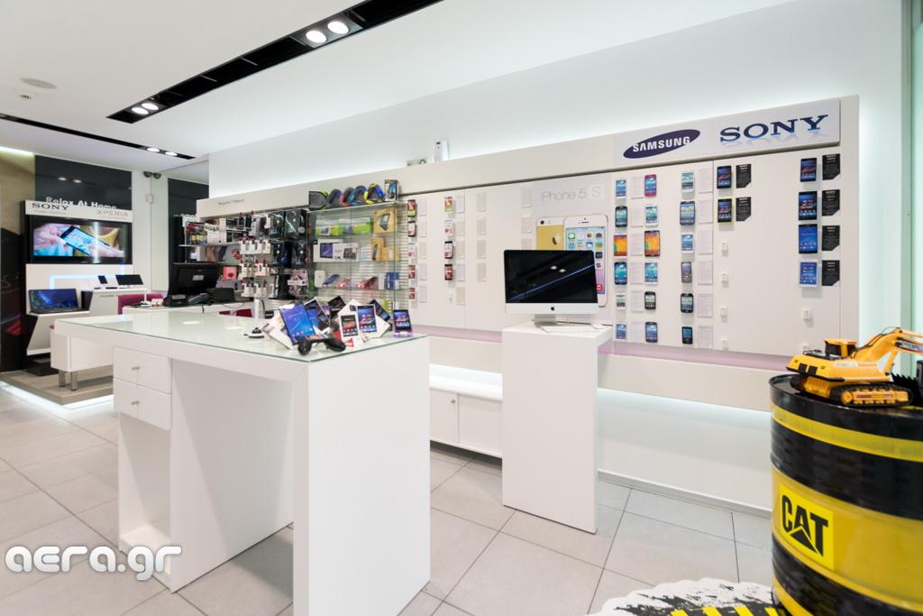 Digital 2000 κατάστημα κινητής τηλεφωνίας - Χανιά
