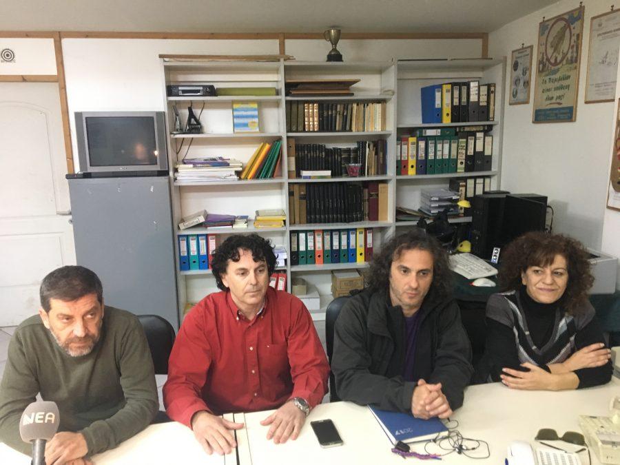 Χανιά: Ξεκινούν ξανά τα μαθήματα Αλβανικών στο Γυμνάσιο της Χρυσοπήγης