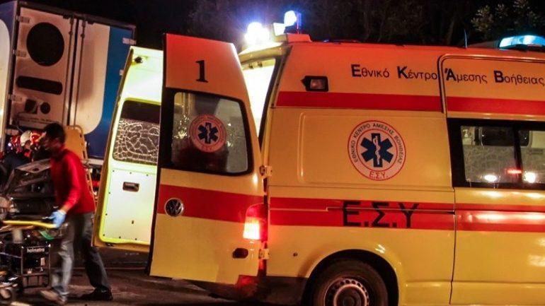 Νέα τραγωδία στην άσφαλτο - Νεκροί δύο άνδρες μετά από τροχαίο