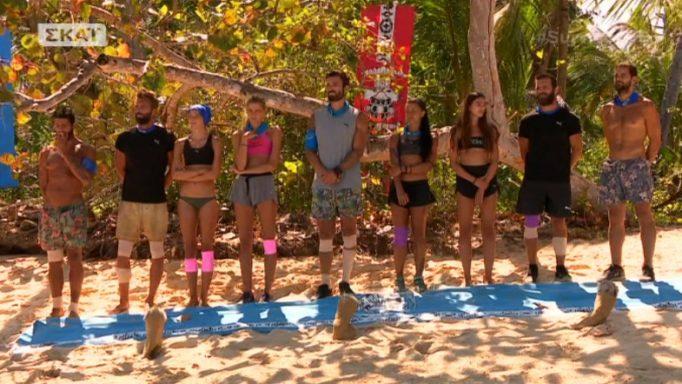 Survivor: Αυτός είναι ο λόγος που άλλαξαν παραλία οι Μαχητές!