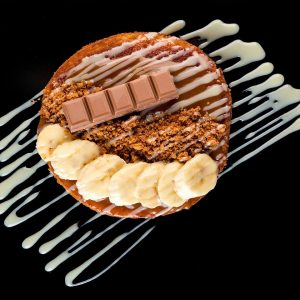 Toffee Pancake