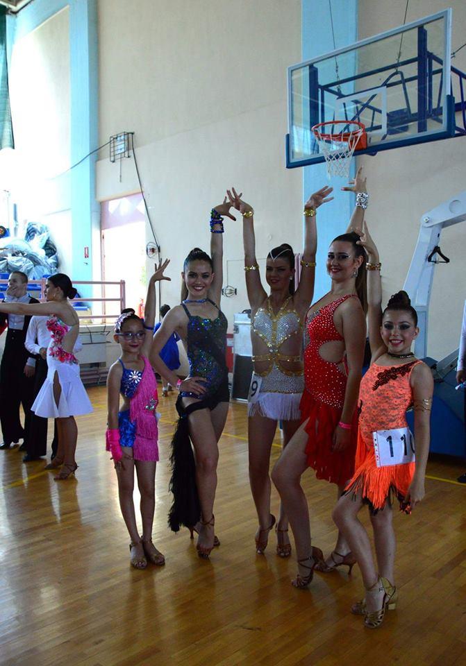 Σημαντικές διακρίσεις από Χανιώτικη σχολή χορού