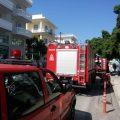 Συναγερμός στην Πυροσβεστική στο κέντρο των Χανίων για υπόγειο πάρκινγκ (Photos)