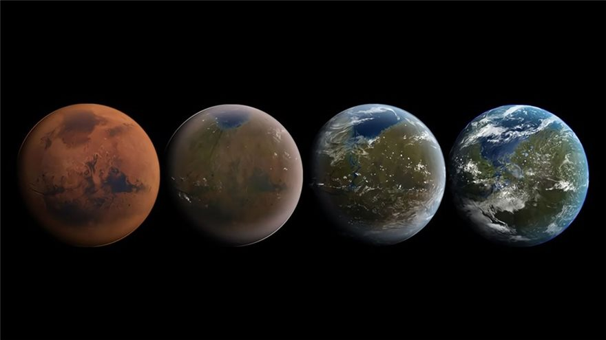 Η ανακάλυψη του αιώνα: Ο Άρης διαθέτει οξυγόνο για να στηρίξει ζωή!