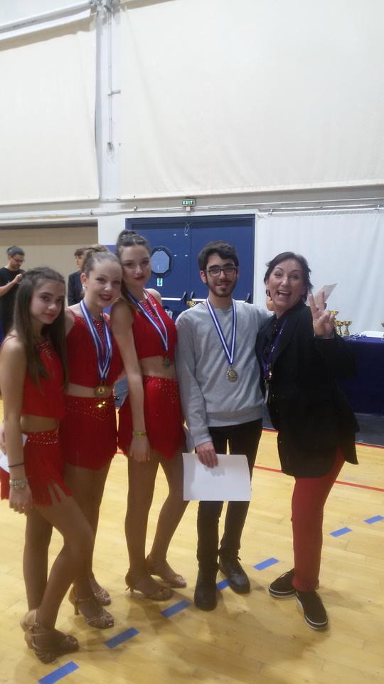 Σημαντικές διακρίσεις πέτυχαν μαθητές από σχολή χορού στα Χανιά