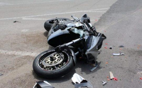 Σοβαρό τροχαίο στον ΒΟΑΚ – Στο νοσοκομείο δυο μοτοσυκλετιστές 17 Μαρτίου 2019