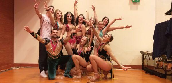 Σάρωσε τα μετάλλια Χανιώτικη σχολή χορού στο Athens Salsa Spring Festival