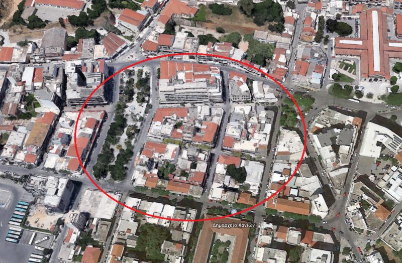 Ανοικτό Κέντρο Εμπορίου: Αλλάζει όψη το κέντρο της πόλης των Χανίων (φωτο - βίντεο)
