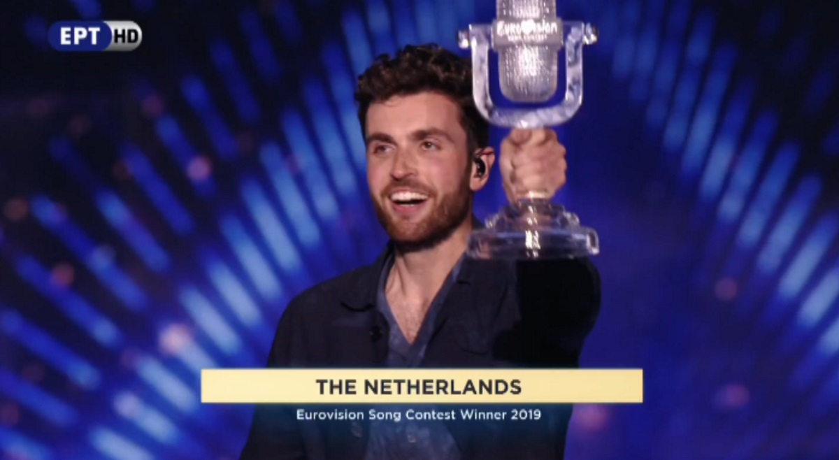 Eurovision 2019: Μεγάλη νικήτρια η Ολλανδία!