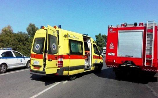 Νεκρός ένας ακόμα οδηγός σε τροχαίο στην Κρήτη