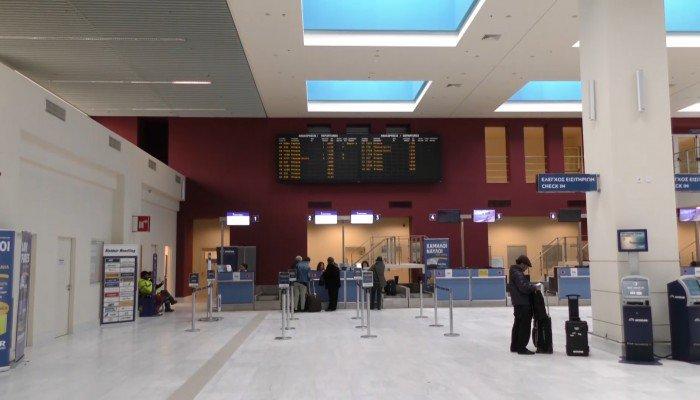 Αεροδρόμιο Χανίων - Αφίξεις - Ιωάννης Δασκαλογιάννης - CHQ