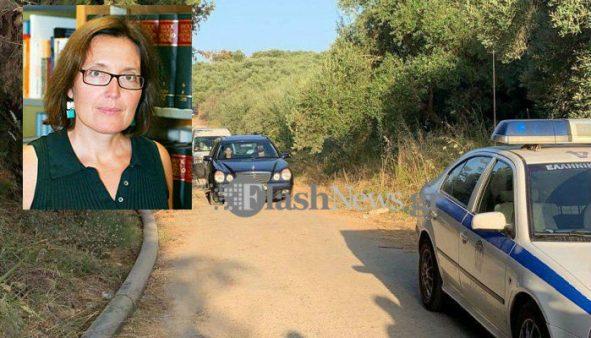 Συνελήφθη ο δολοφόνος της 60χρονης Αμερικανίδας βιολόγου Suzanne Eaton στα Χανιά